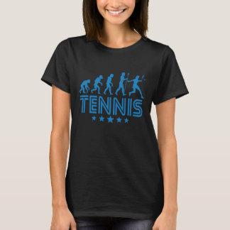Camiseta Evolução retro do tênis