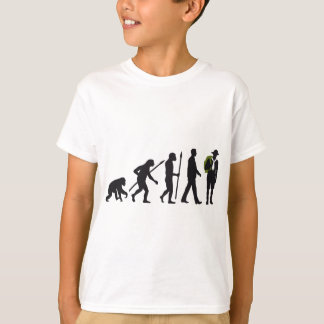 Camiseta Evolução scout