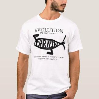 """Camiseta EVOLUÇÃO: Tem """"edições""""…"""