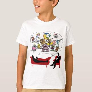 Camiseta Evolução Therapist Psychologist