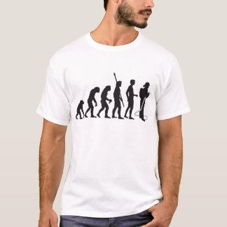 Camiseta evolution firefighter