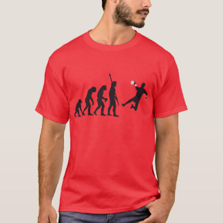 Camiseta evolution handball