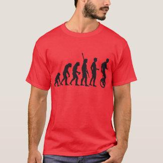 Camiseta evolution unicycle