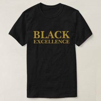 Camiseta Excelência preta