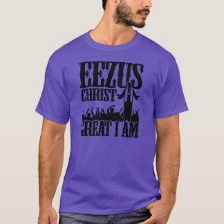 Camiseta Excelente de EEZUS eu sou - EP