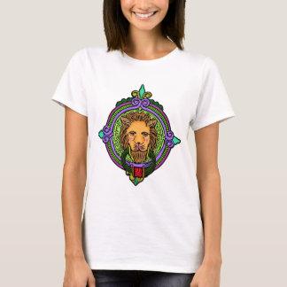 Camiseta Exclusive da arte do leão