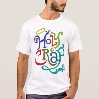 Camiseta Excremento santamente - cor