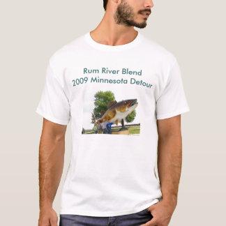 Camiseta Excursão 2009 de Minnesota