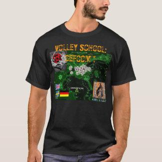 Camiseta excursão da escola da salva à suecia/Alemanha