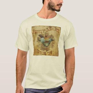 Camiseta Excursão de McGee oxidado '74