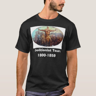 Camiseta Excursão do Abolitionist de John Brown