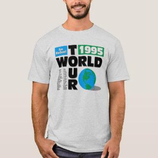 Camiseta Excursão do mundo de Ken MacDonell (1995)