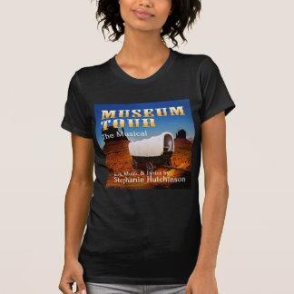 Camiseta Excursão do museu o Musical