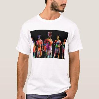 Camiseta Executivos da realização do sucesso como um