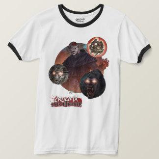 Camiseta Executor do crucifixo: T-shirt da campainha