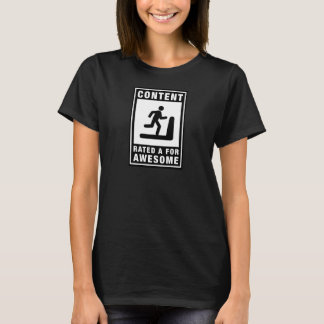 Camiseta Exercício