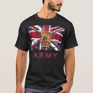 Camiseta Exército britânico