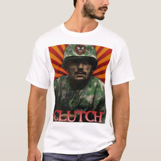 Camiseta Exército da embreagem