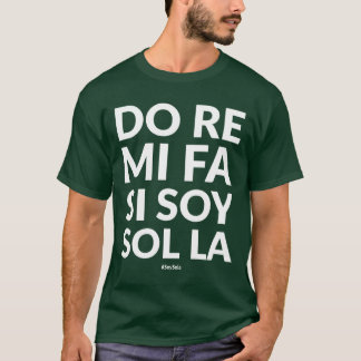 Camiseta Exército do #SoySola