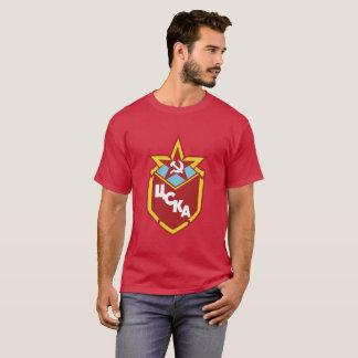 Camiseta Exército vermelho original T escuro