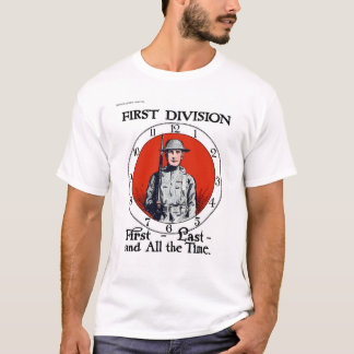 Camiseta Exército -- WWI