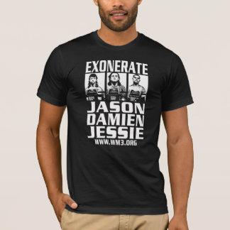 Camiseta EXONERE Jason, Damien, Jessie