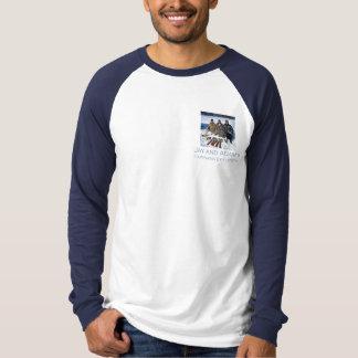 Camiseta Expedições icefishing de Jay e de Adam
