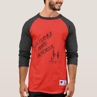 Camiseta Explore e surpreenda o t-shirt