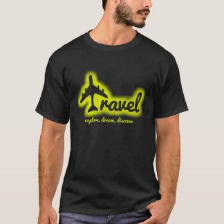 Camiseta Explore o sonho descobrem