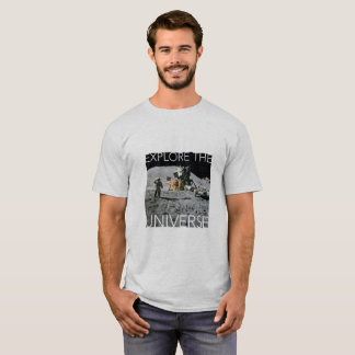Camiseta Explore Universe the
