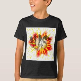 Camiseta Explosão cómica
