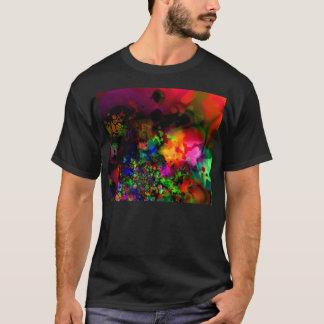 Camiseta Explosão da cor