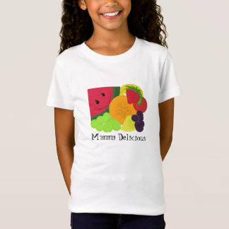 Camiseta Explosão da fruta do divertimento
