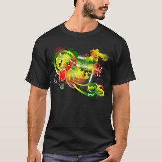 Camiseta Explosão de Rasta