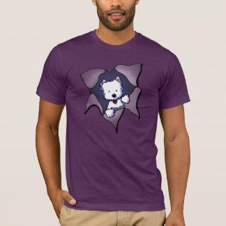 Camiseta EXPLOSÃO de Westie