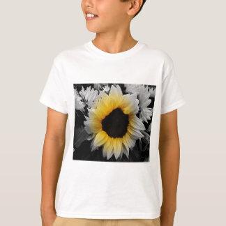 Camiseta Explosão do girassol
