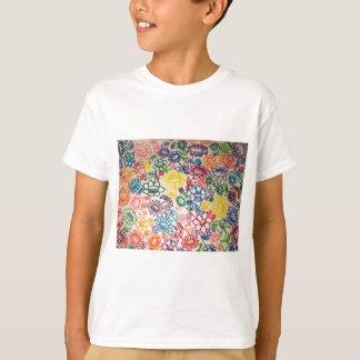 Camiseta Explosão do jardim