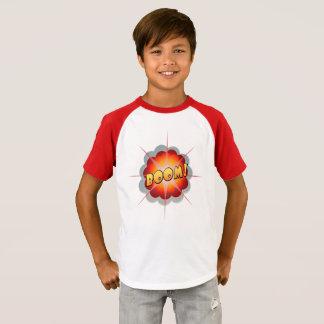 Camiseta Explosão dos desenhos animados