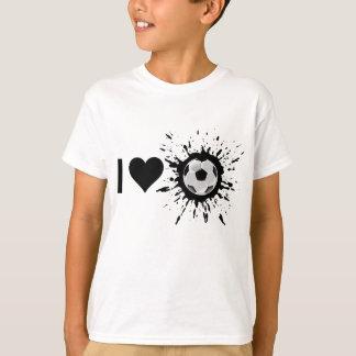 Camiseta Explosivo eu amo o futebol