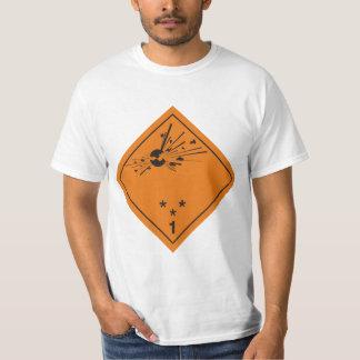 Camiseta Explosivos