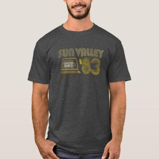 Camiseta Expo 1983 do computador de Sun Valley do vintage