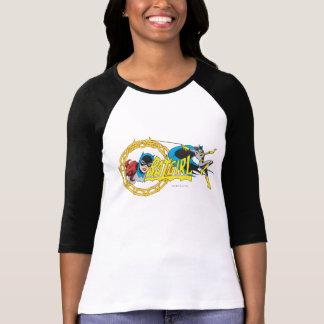 Camiseta Exposição de Batgirl