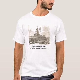 Camiseta Exposição do Centennial de SALÃO 1876 da