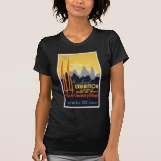 Camiseta Exposição do instituto 44o da arte