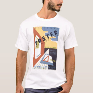 Camiseta Exposição do poster WPA 1939