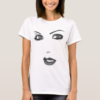 Camiseta Expressão pura