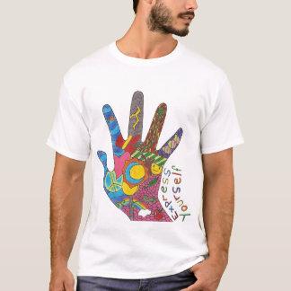 Camiseta Expresse-se t-shirt