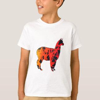 Camiseta Expressões do lama