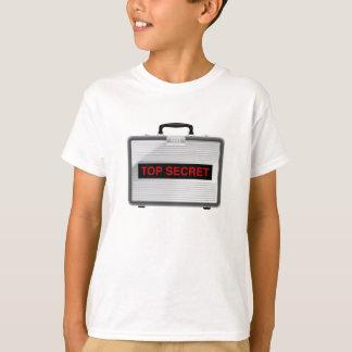 Camiseta Extremamente secreto