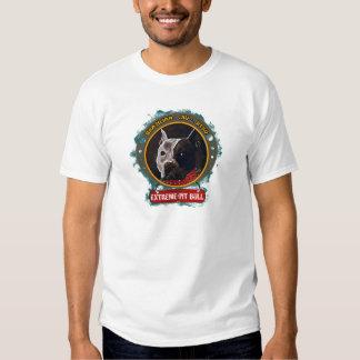 camiseta extreme Pit bull Brasil